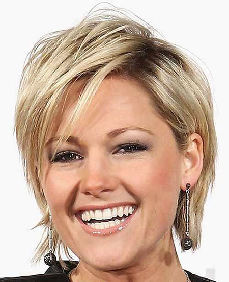 Hairstyles for Short Hair - 32-