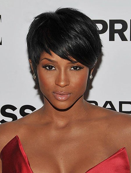 Short Haircuts for Black Women - 32-
