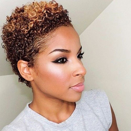 Short Haircuts for Black Women - 33-