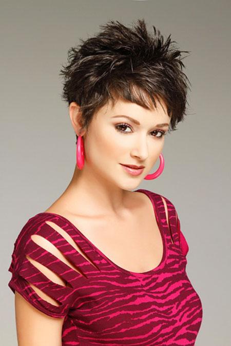 Easy Cute Hairstyles Short Hair - 34-