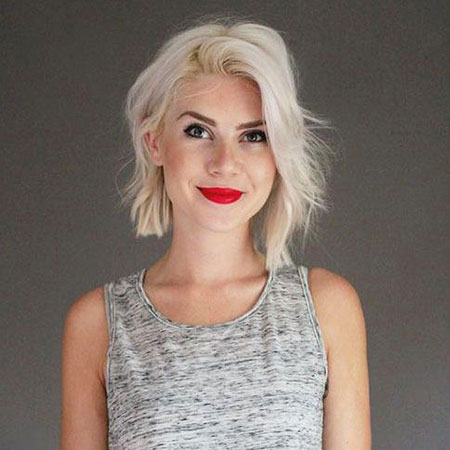 Hairstyles for Short Hair - 34-
