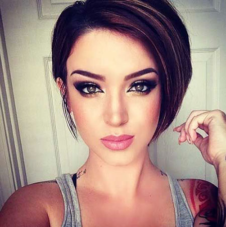 Best Hairstyles for Short Hair - 36-