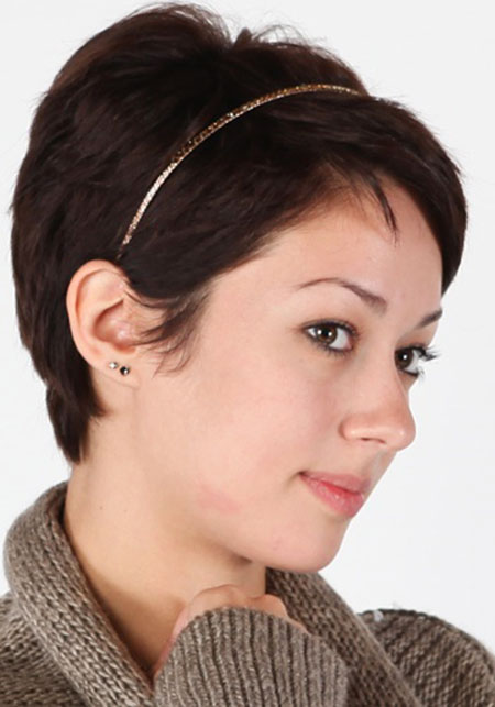 Best Hairstyles for Short Hair - 37-
