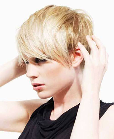 Hairstyles for Short Hair - 37-