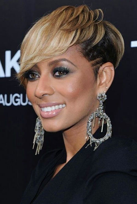 Short Hairstyles for Black Women - 37-