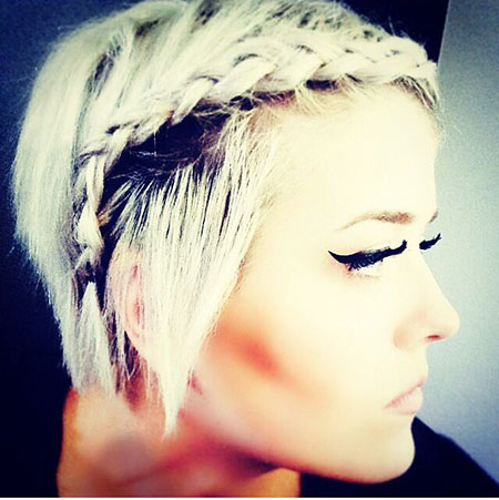 Best Hairstyles for Short Hair - 38-