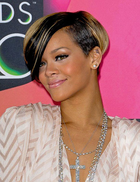 Short Haircuts for Black Women - 38-