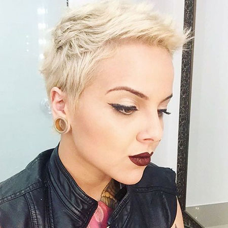 Best Hairstyles for Short Hair - 39-