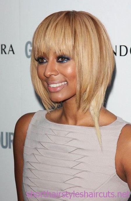 Short Hairstyles for Black Women - 39-