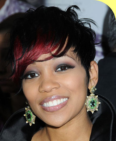 Short Hairstyles for Black Women - 39-