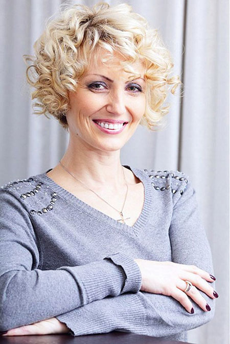 Best Hairstyles for Short Hair - 42-