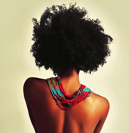 Short Curly Hairstyles Black Women - 42-