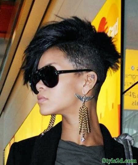Short Haircuts for Black Women - 42-