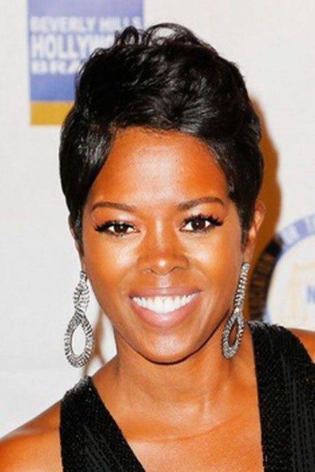 Short Hairstyles for Black Women - 43-