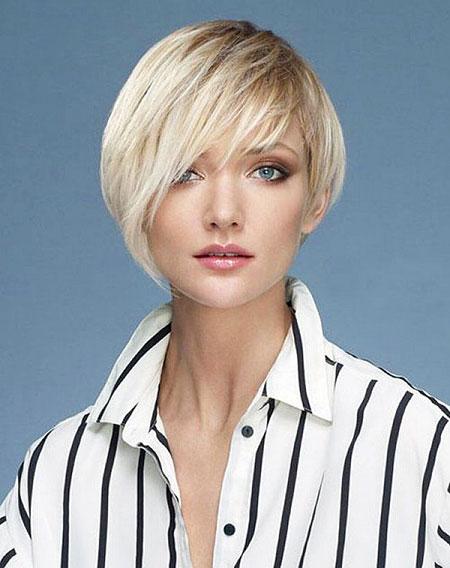 Best 2016 Short Hair with Bangs - 6