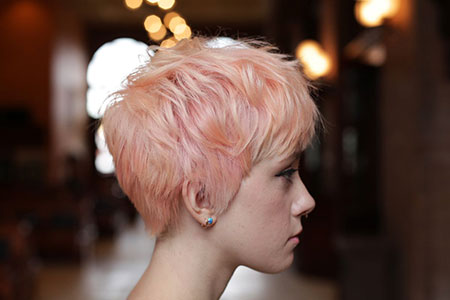 Best Hairstyles for Short Hair - 6-