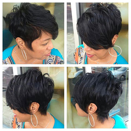 Hairstyles for Short Hair - 6-