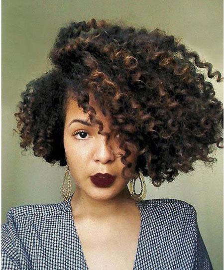 Short Hairstyles for Black Women - 6