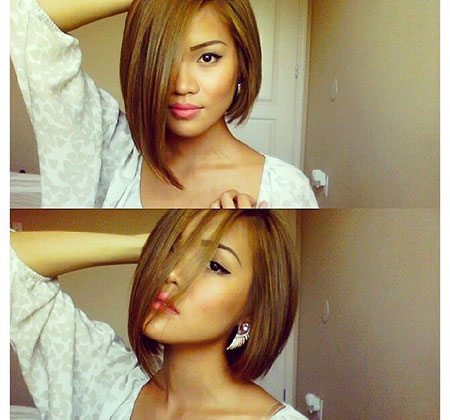 Best Hairstyles for Short Hair - 7-