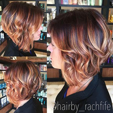 30 New Short Balayage Hair Short Hairstyles Haircuts 2019 2020
