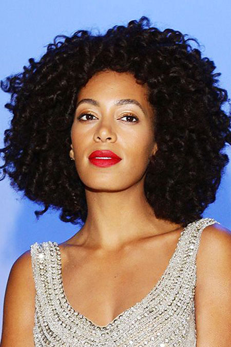 Short Curly Hairstyles Black Women - 7-