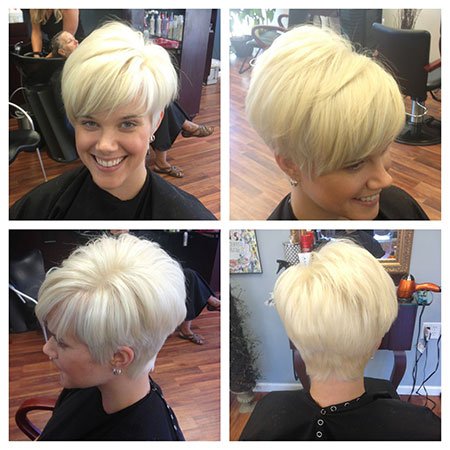 Best Hairstyles for Short Hair - 9-
