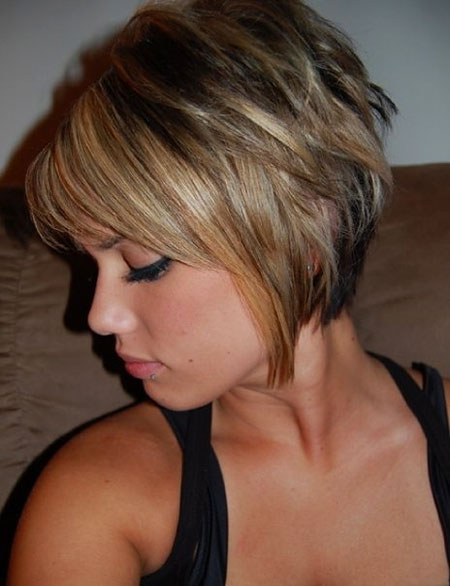 Hairstyles for Short Hair - 9-