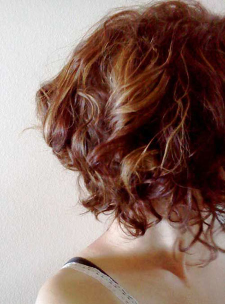 Short Curly Hair - 9-