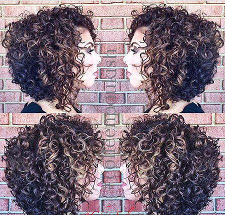 25 Gorgeous Short Naturally Curly Hair Ideas Short