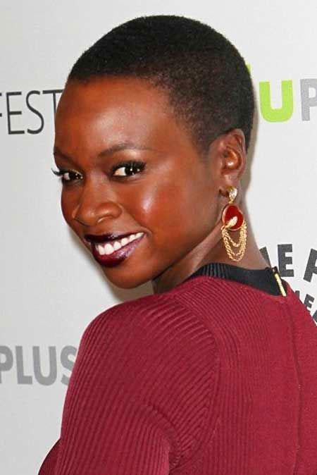 Short Hairstyles for Black Women - 9-