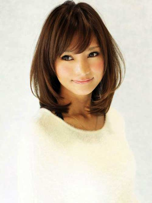 Asian Style Hair Medium Short Haircuts