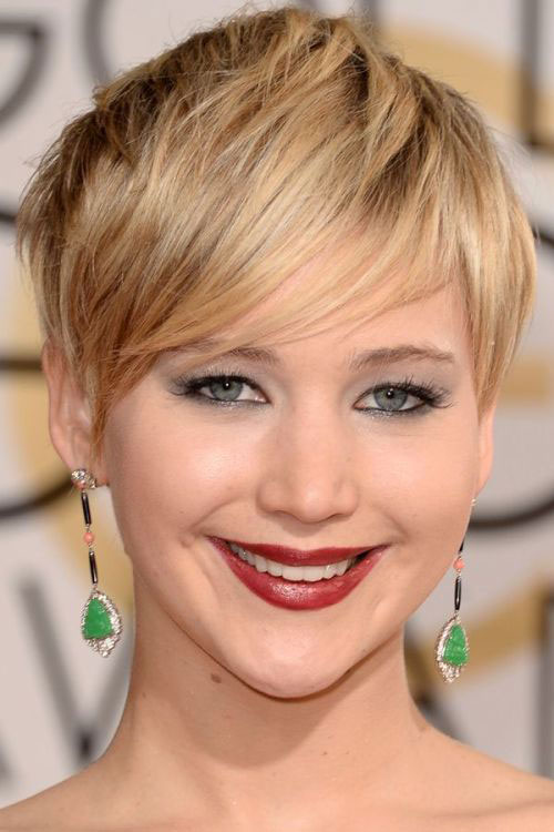 Swell Actresses With Short Blond Hair Hairstyle Inspiration Daily Dogsangcom
