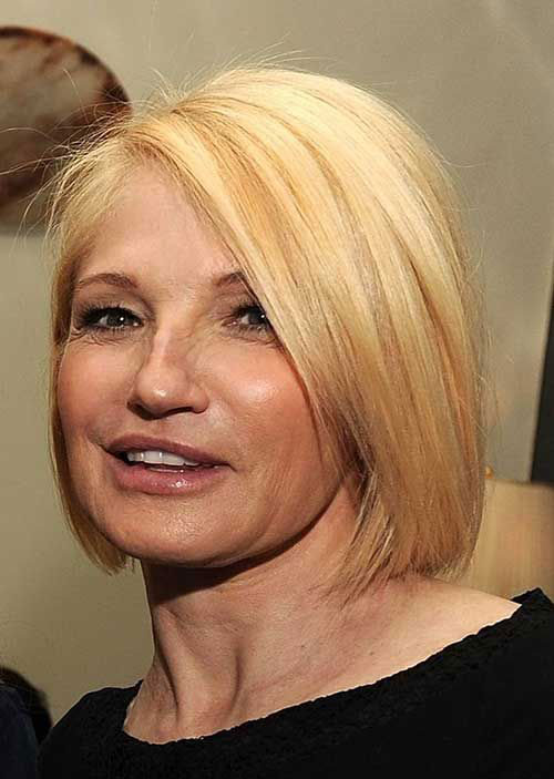 Best Bob Haircuts for Older Ladies