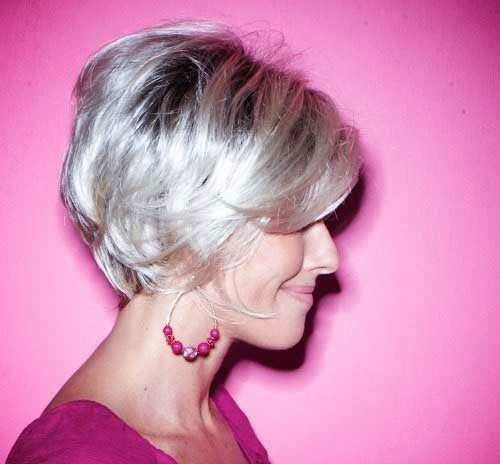15 Bob Hairstyles For Older Women Short Hairstyles