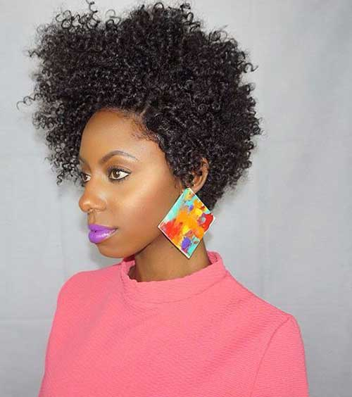 Best Chic Hairstyles for Short Afro Hair