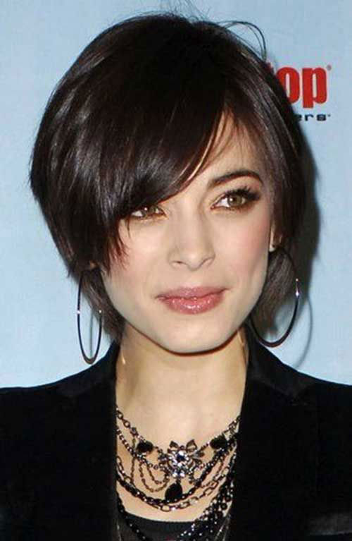 Choppy Short Hairstyles for Girls