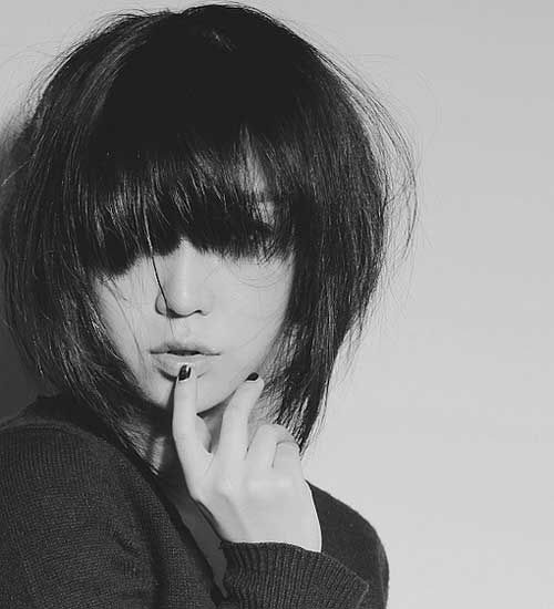 Best Cute Haircuts for Short Thick Hair