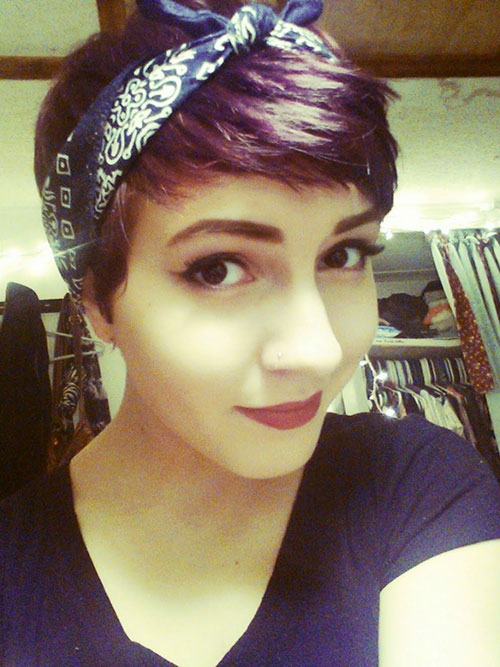Best Cute Haircuts with Headband for Short Thick Hair