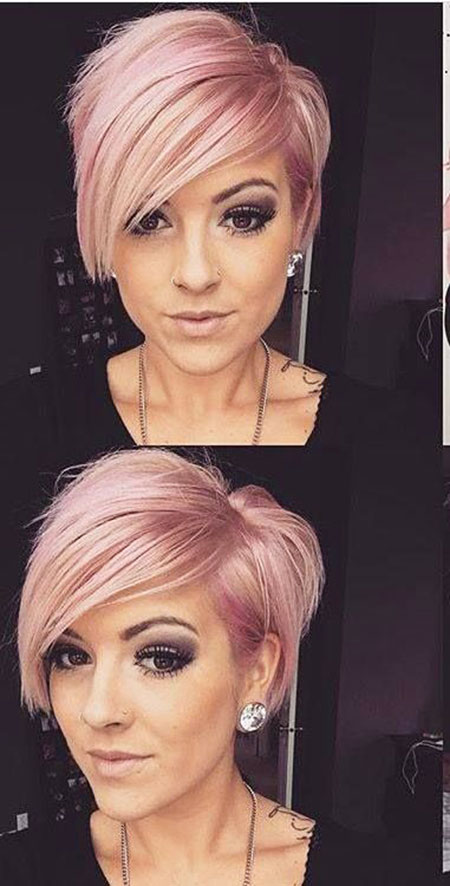 40+ Cute Hairstyles for Short Haircuts | Short Hairstyles ...