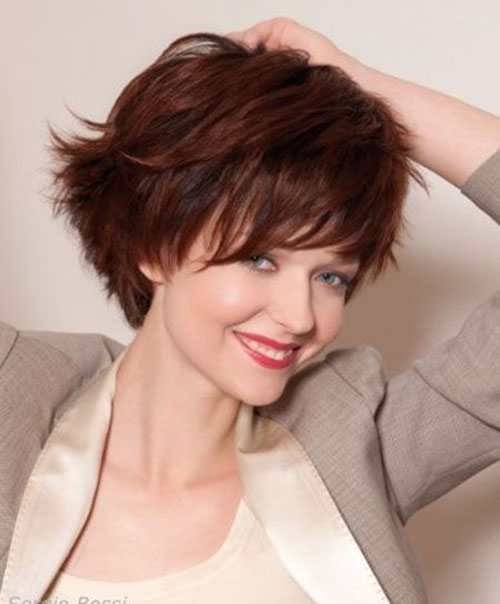 Best Cute Hairstyles for Short Thick Hair