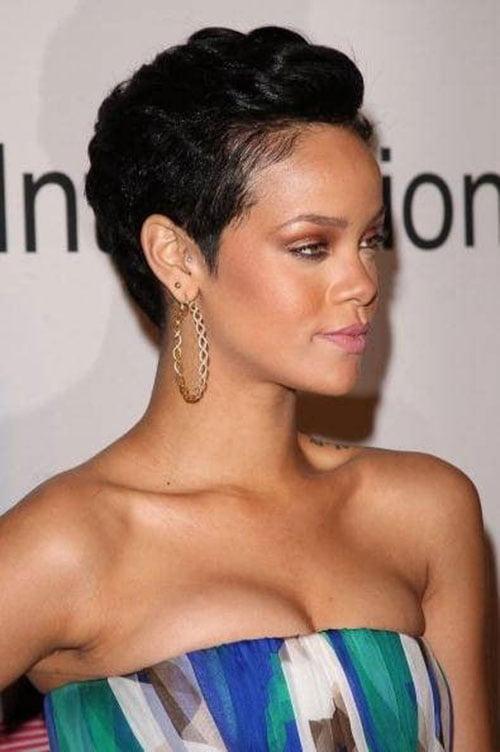 Awe Inspiring 20 Cute Short Haircuts For Black Women Short Hairstyles Short Hairstyles For Black Women Fulllsitofus
