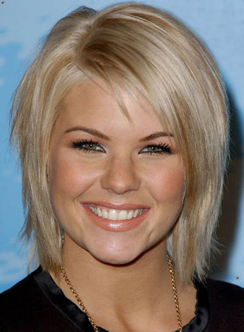Best Cute Short Bob Haircuts with Bangs