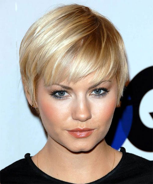10 Cute Short Haircuts with Bangs