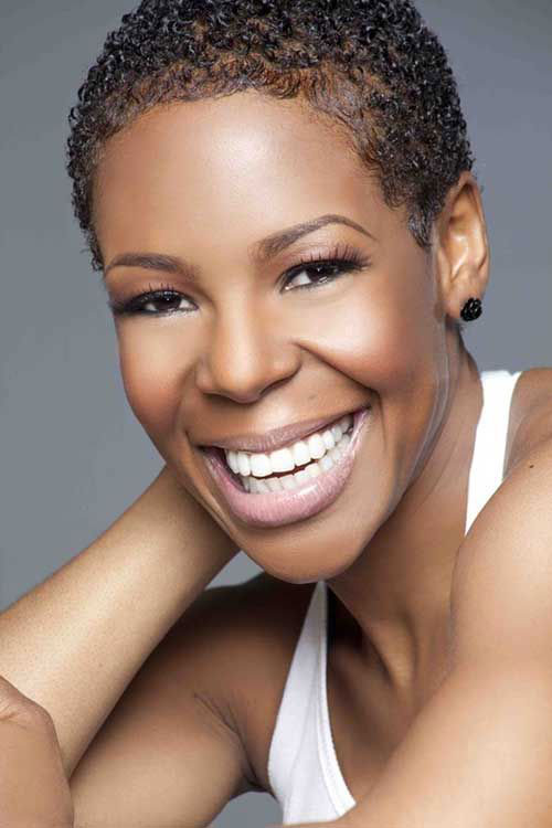 Best Cute Super Short Haircuts for Black Women
