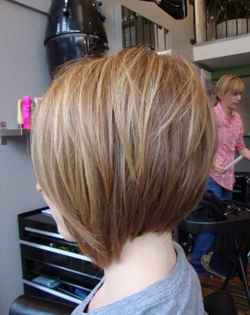 Girls Straight Bob Cut