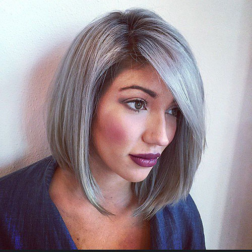 Best Hairstyles for Short Grey Hair