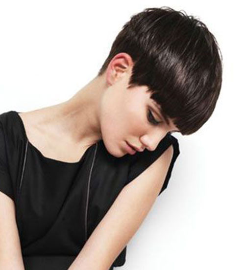 Best New Blunt Short Hair Cuts