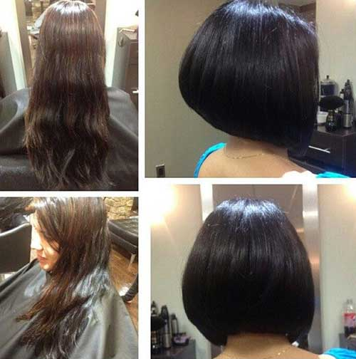 Tremendous 20 Nice Dark Bob Hairstyles Short Hairstyles Amp Haircuts 2015 Short Hairstyles Gunalazisus