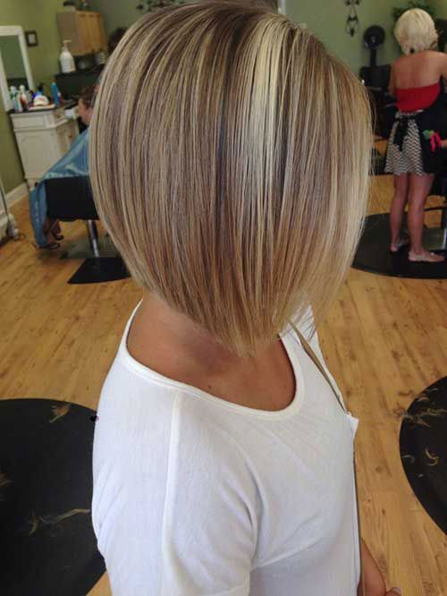 New Hairstyles for Short Blonde Haircuts
