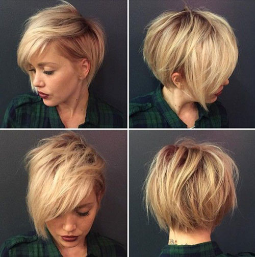 Best New Short Hair Styles